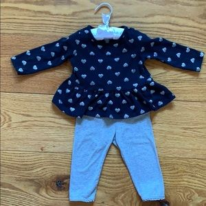 Gap Kids Infant girls outfit